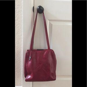 Dana Bachman leather shoulder bag